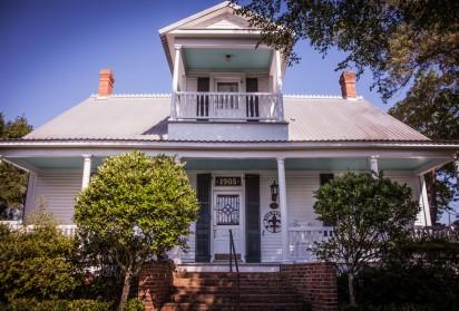 T'Frere's House Front Door